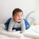 ハーフバースデー撮影料無料キャンペーン!